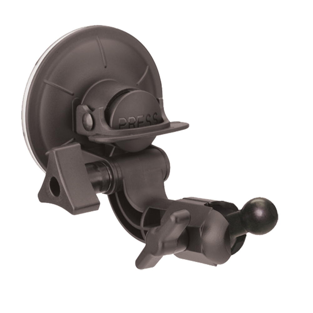 PANAVISE Window Mount with Garmin Adapter