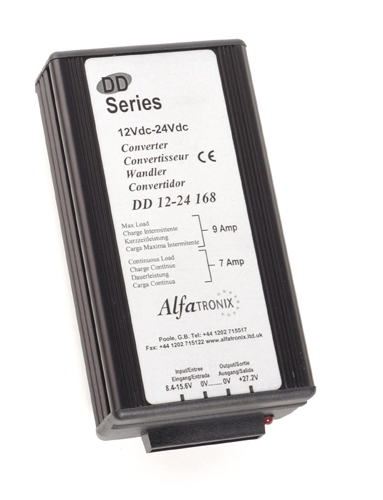 DDi Series 24-24Vdc 168W