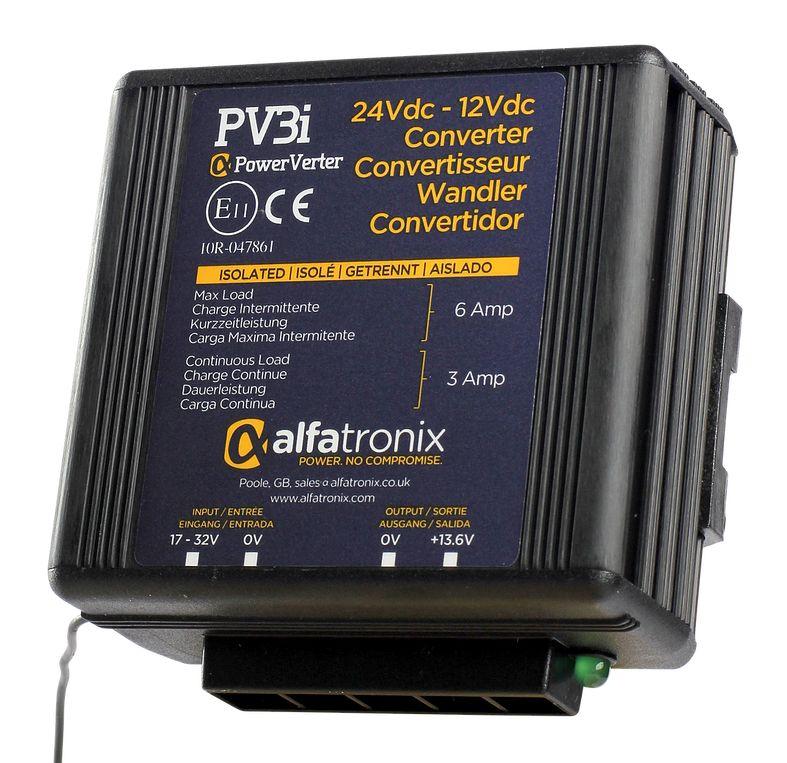 PV3i PowerVerter 24-12Vdc
