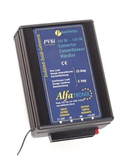 PV6i PowerVerter 24-12Vdc