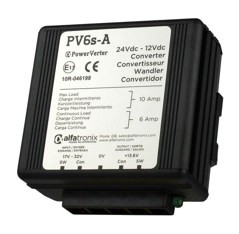 PV6s-A PVerter 24-12Vdc
