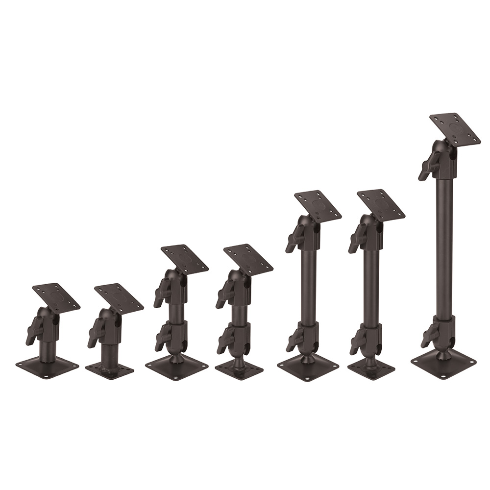 PANAVISE Premium Pedestal mounts