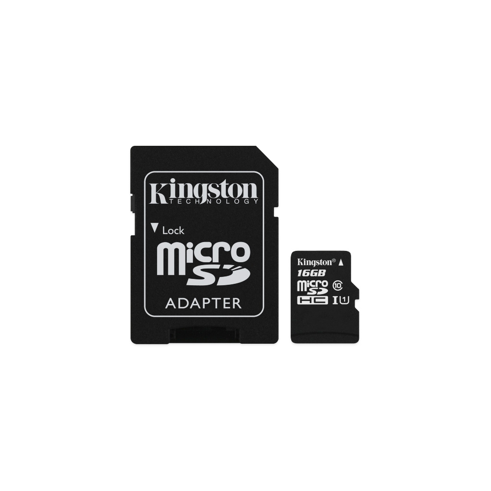 Memory Card and Adaptor